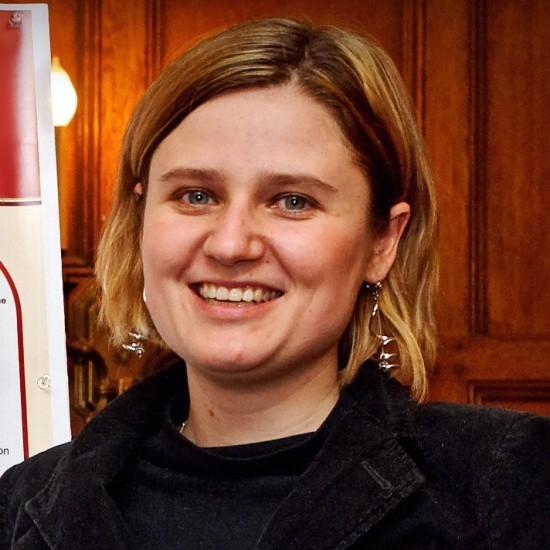 Natalia B, Shustova