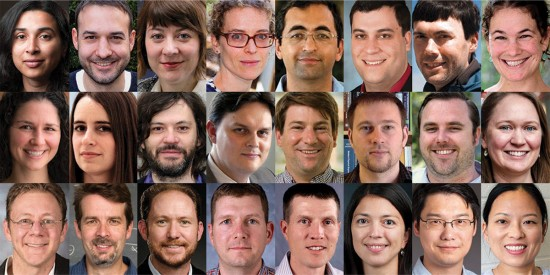 2016 Cottrell Scholars in Science Magazine