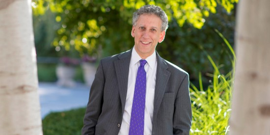 Northwestern Provost Daniel Linzer Named RCSA President